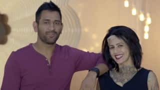 Star Sports' promotional video for World T20 2016 featuring MS Dhoni & hairstylist Sapna Bhavnani is classy