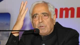 Mufti Muhammad Sayeed's family vacates chief minister's residence