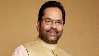 Mukhtar Abbas Naqvi to Host Iftar Party For Divorced Women And Their Families Tomorrow