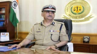 IPS officer Dattatray Padsalgikar takes charge from Ahmad Javed as Mumbai Police commissioner