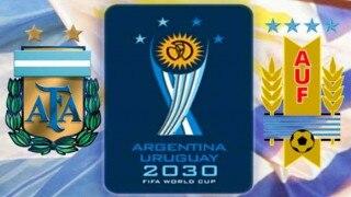 संयुक्त रूप से 2030 विश्व कप के आयोजन की दावेदारी रखेंगे उरुग्वे, अर्जेटीना
