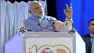 PM Narendra Modi to address farmers' rally at Bareilly