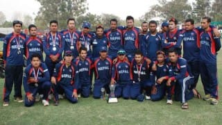 ICC U-19 World Cup: Minnows Nepal shock New Zealand; easy win for Pakistan colts