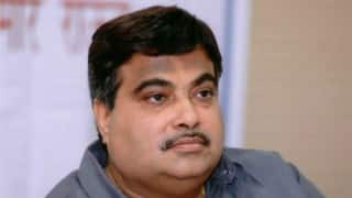 Trying 3D paintings as virtual speed breakers: Nitin Gadkari