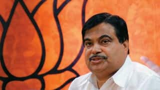 Nitin Gadkari hopeful of Road Saftey Bill passage in Budget session