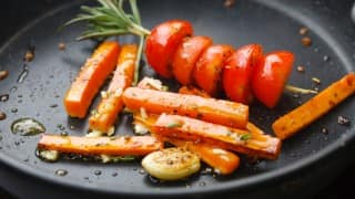 4 Easy, Delectable Pan-Fry Side Dishes