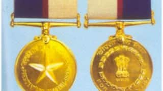 Three awarded President's Police Medal for Gallantry