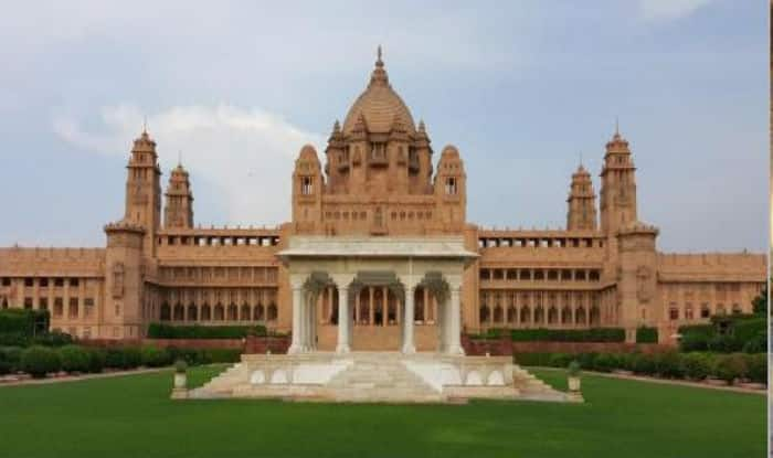 Umaid Bhawan Palace In Jodhpur Ranked World S Best Hotel