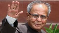 President Pranab Mukherjee says, Tolerance for contrary views essential for…
