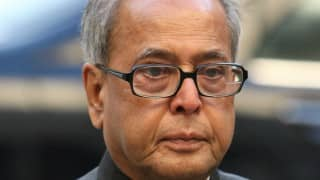 Opening Ayodhya temple doors error of judgement by Rajiv Gandhi: Pranab Mukherjee