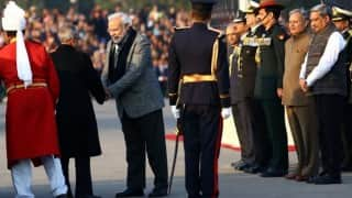 India.com Evening News Bulletin: Narendra Modi at Beating Retreat ceremony; India beats Australia in 2nd T20