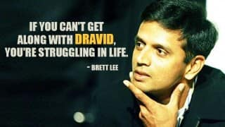 Rahul Dravid turns 43: These 17 quotes prove why there could be none like him!