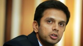 राहुल द्रविड़ ने भरा अंडर-19 क्रिकेट विश्व कप में जीत का दम