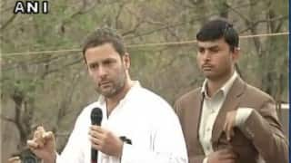 Rahul Gandhi to hold padyatra in drought-hit Bundelkhand today