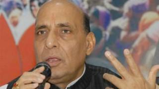 NIA officer Tanzil Ahmed murder case: Home Minister Rajnath Singh slams Uttar Pradesh govt for deteriorating law & order