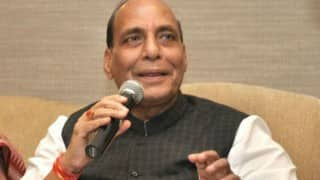 Rajnath Singh in Uttar Pradesh: Politicisation of police behind law and order problems in UP