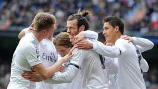 Real Madrid, Real Betis battle to 1-1 draw in La Liga