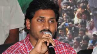 Y S Jagan Mohan Reddy demands action on Vice Chancellor Appa Rao P; lifting suspension of 4 students