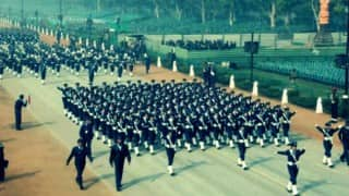 Republic Day parade: French soldiers create history on Rajpath