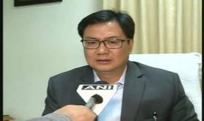 Security agencies have busted ISIS module: Kiren Rijiju
