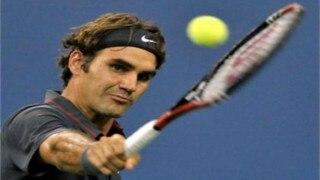 Roger Federer sets up Milos Raonic showdown at Brisbane International