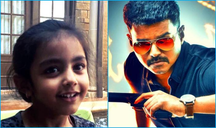 Vijay anna and his daughter Divya Saasha