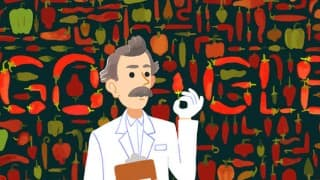 Wilbur Scoville's 151st Birthday: Interactive Google Doodle dedicated to American pharmacist's Scoville scale is addictive!