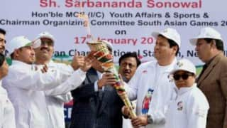 Thousands take part in 'Run for North East' for 2016 South Asian Games