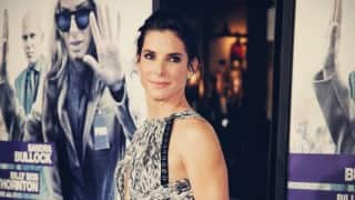Sandra Bullock gushes about adopted daughter Laila
