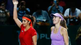 Sania Mirza-Martina Hingis extend winning streak in Sydney