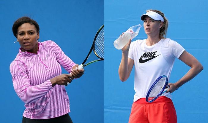 Serena Williams Vs Maria Sharapova Australian Open 2016 Qf Get