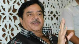 Institutions allowed to be tarnished by anarchy: Shatrughan Sinha