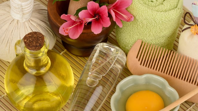 homemade hair treatments