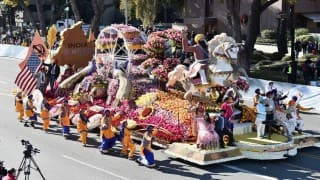 Sikh Float Highlights Culture in 2016 Rose Parade in SoCal