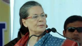 Sonia Gandhi did not attend World Sufi Forum meet or gave any written speech: Organisers