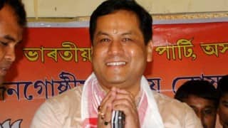 BJP announces Sarbananda Sonowal as Chief Minister candidate for Assam Assembly elections
