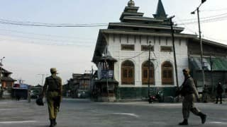 Shia Cleric's execution: Restrictions imposed in Srinagar