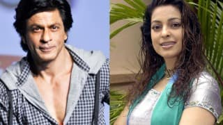 Eager to work with Shah Rukh Khan: Juhi Chawla