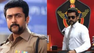 Suriya starrer Singam 3 is now officially titled S3; three posters revealed