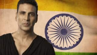 Akshay Kumar salutes Indian heroes through this amazing video!