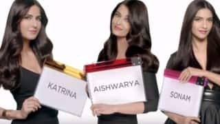 Katrina Kaif, Aishwarya Rai Bachchan and Sonam Kapoor will mesmerize you in the new L'Oreal ad