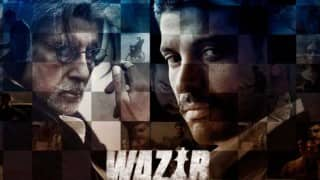 Wazir quick movie review: Farhan Akhtar once again delivers an inimitable performance!