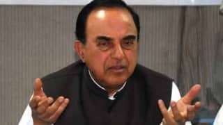 Subramanian Swamy approaches Lt Governor, seeks sanction to prosecute Arvind Kejriwal