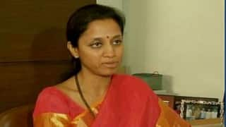'I've been completely misquoted': Supriya Sule