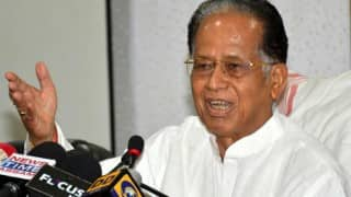 Tarun Gogoi rules out any pre-poll alliance in Assam