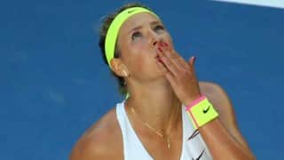 Victoria Azarenka named world's best tennis player in March