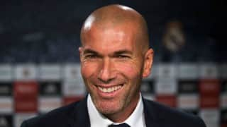 Coach Zinedine Zidane seeks 'good relationship' with Real Madrid players