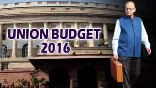 Union Budget 2016: MHA gets Rs 77,383.12 crore in 2016-17 budget, a 24.56 per cent hike
