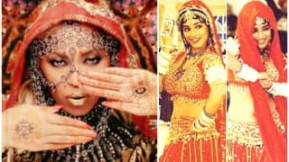 Beyonce nails Madhuri Dixit's Choli Ke Peeche Kya Hai! (Watch Video)