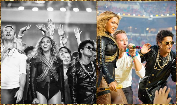 Watch Beyonce, Coldplay & Bruno Mars performing at Super Bowl 50 Halftime Show!